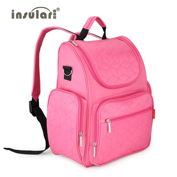 2018 Backpack for Mom Diaper bag bolsa maternidade para bebe Multifunctional Maternity Changing Bags For Mommy Women Backpacks