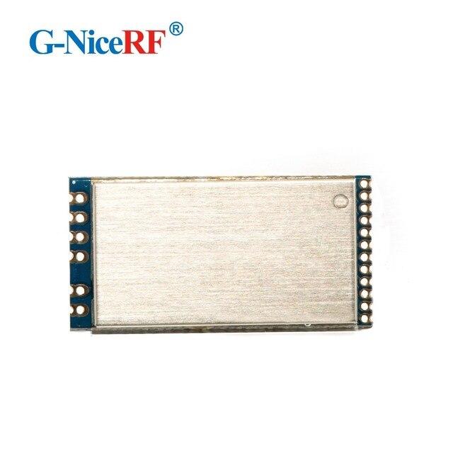 2 шт., радиочастотный модуль LoRa1280F27 500 МВт 2,4G SX1280, 27 дБм 2,4 ГГц