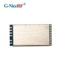 2PCS LoRa1280F27 500mW 2.4G SX1280 chip 27dBm 2.4GHz Módulo RF