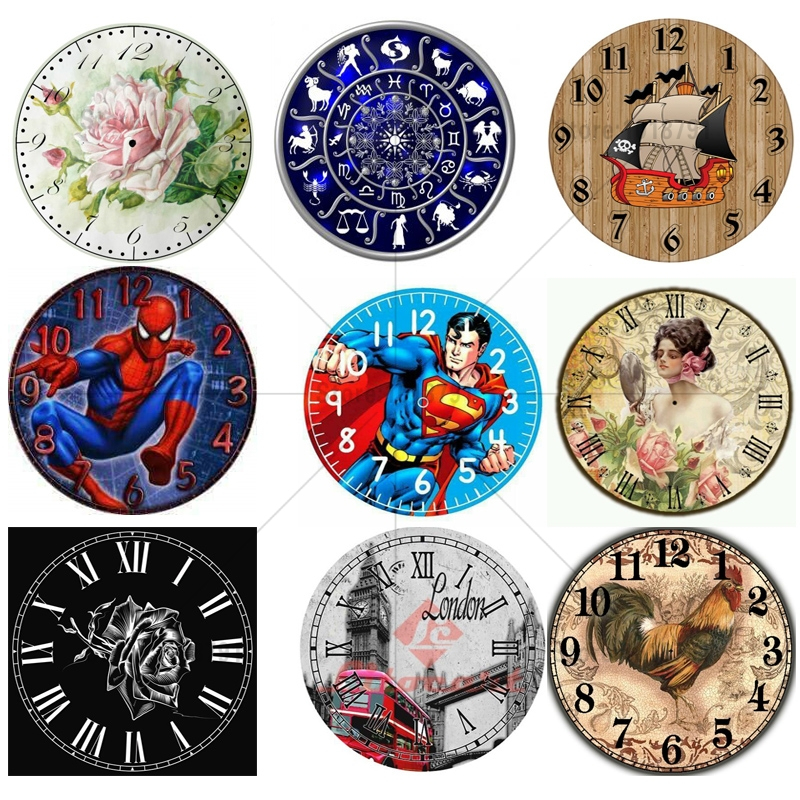 Aliexpress Com Buy Diy Diamond Painting Wall Clock