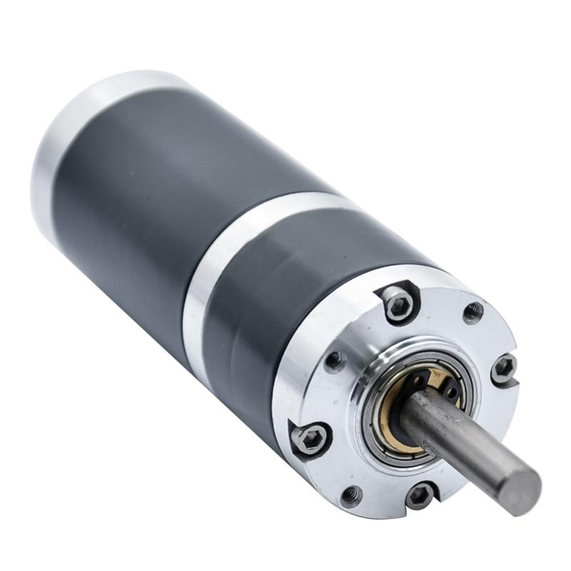 TGX38REE DC Gear Motor 12V 24V Diameter 38mm 3 5 5 6 10 15 30Rpm 12