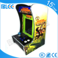 "10.4 "" LCD Mini table top arcade with Classical games 60 In 1 PCB/coin accepter/Long shaft joystick/coin box/illumination button"
