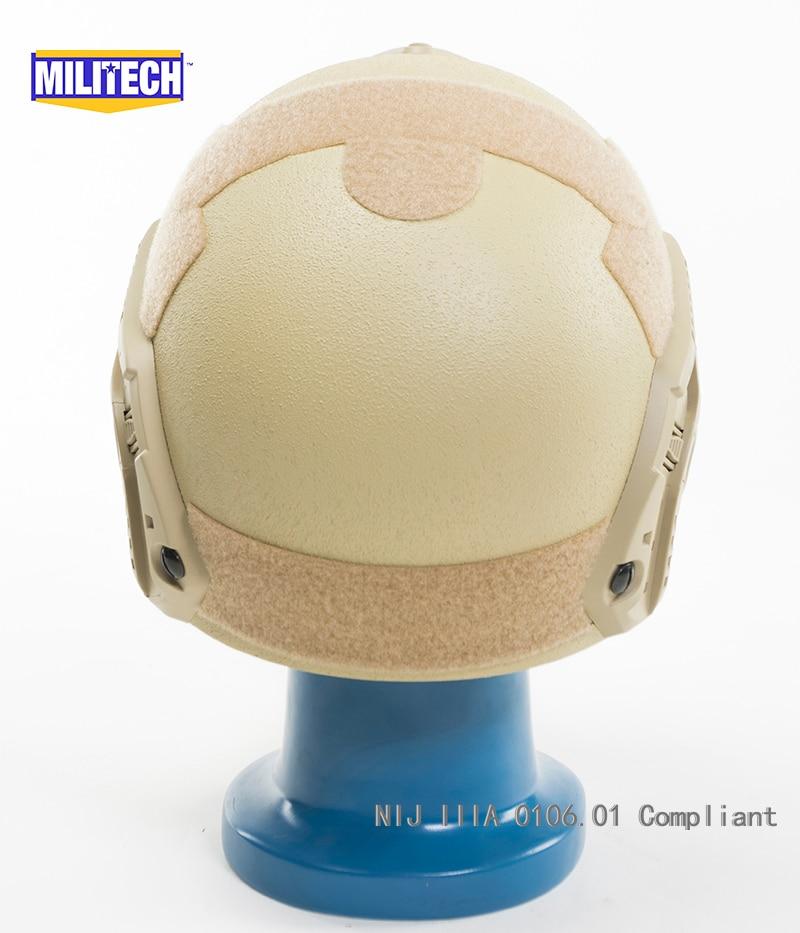 ISO-sertifisert MILITECH DE Deluxe Worm Dial NIJ nivå IIIA 3A RASK - Sikkerhet og beskyttelse - Bilde 5