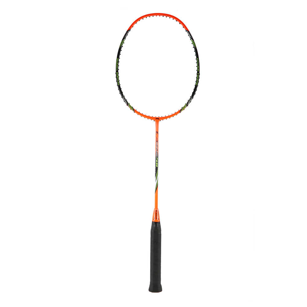 Sport Ball Badminton Racket Carbon Fiber Badminton Racket Indoor Outdoor Badminton Training Racquet Single Racket Unstrung