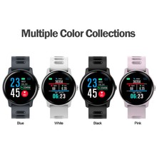 Bluetooth Smartwatch Touch Screen Wrist Watch Sports Fitness Track Band For IPhone IOS Android