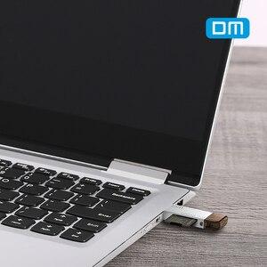 Image 5 - DM CR012 lettore di Schede USB 3.0 SD/Micro di DEVIAZIONE STANDARD TF OTG Smart Memory Card Adattatore per il Computer Portatile USB 3.0 tipo C Lettore di Schede lettore di Schede SD