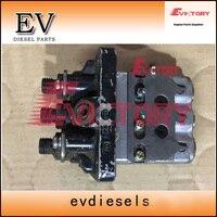 Для Mitsubishi генераторной установки двигателя L3E топливный насос