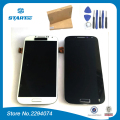 I9505 display lcd para galaxy s4 para samsung galaxy s4 i9500 i9505 i337 display touch screen digitador assembléia com frame