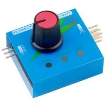 1pcs New Multi RC Digital ESC Servo Tester 3CH ECS Consistency Speed Controler Power Channels CCPM Meter