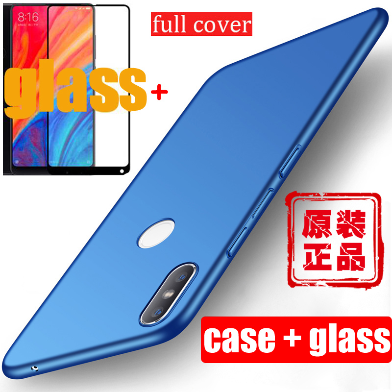 Xinyada Ultra Thin Slim Protection Case For Xiaomi Mi Mix 2S Mix 2 S Mix2 luxury Frosted Matte PC Back Cover Hard Shell Bag