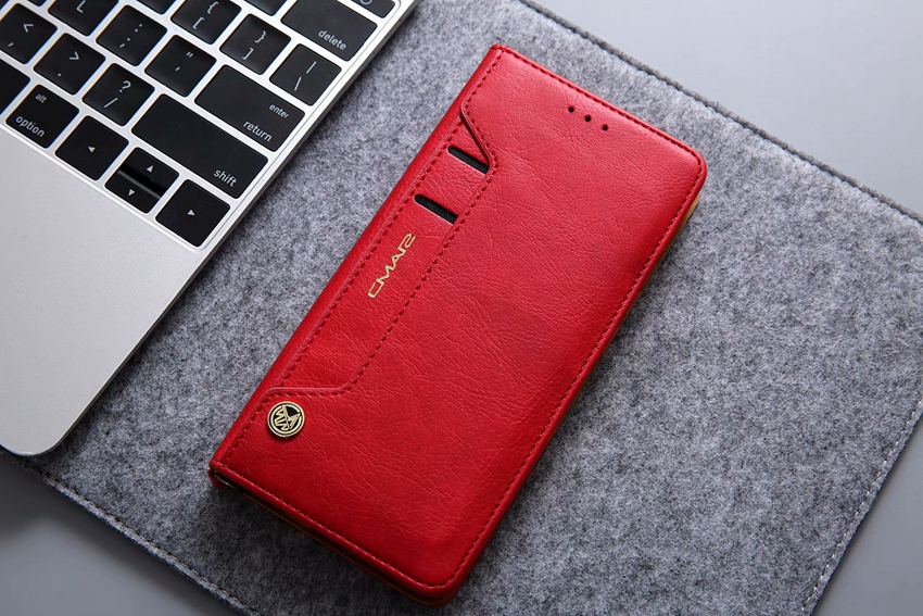 for huawei P20 lite leather case (30)