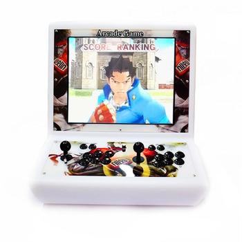 Pantalla horizontal de 19 pulgadas/caja de pandora barata arcade/mini bartop arcade juego con caja pandora 6