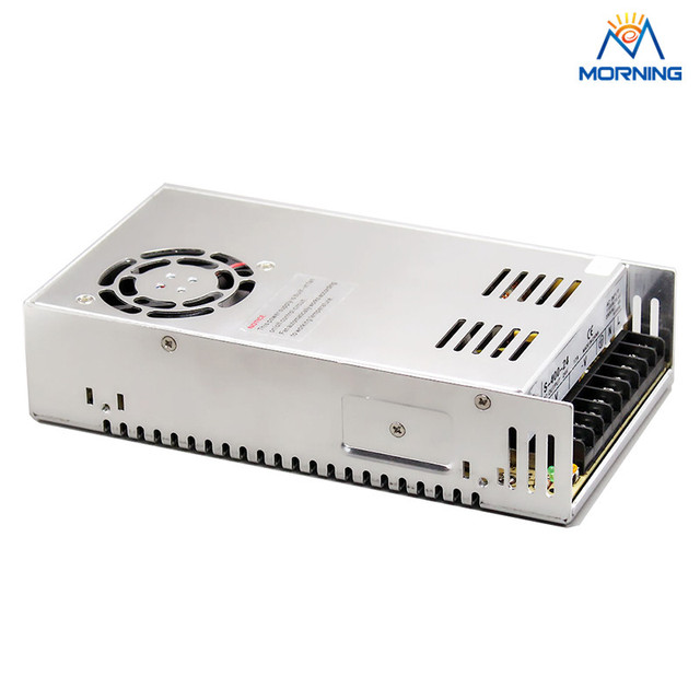 S 400 400w led Aluminium switch mode switching power supply