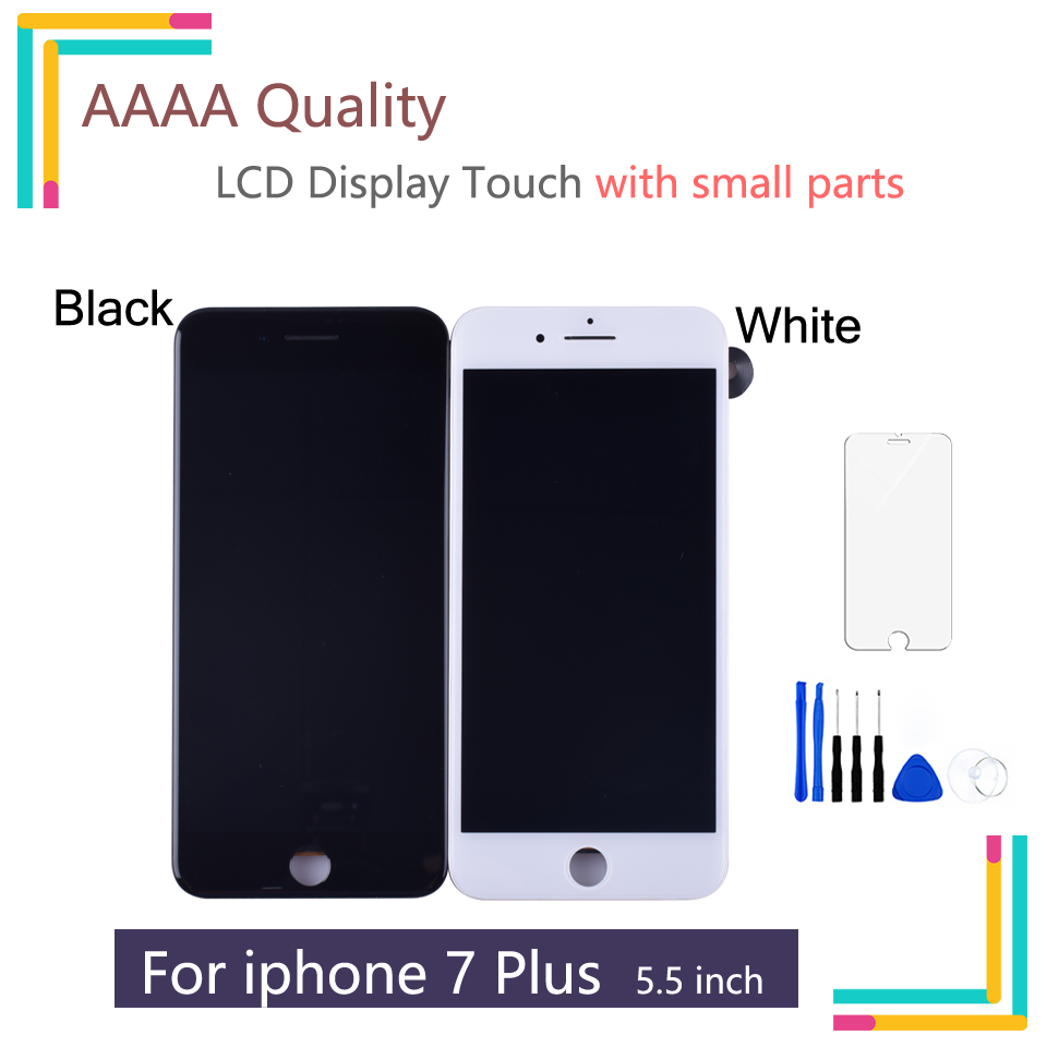 For iPhone 7 Plus Screen LCD Display with 3D touch Front Camera Proximity Sensor Ear Speaker lcd Digitizer Touch Assembly ToolsFor iPhone 7 Plus Screen LCD Display with 3D touch Front Camera Proximity Sensor Ear Speaker lcd Digitizer Touch Assembly Tools