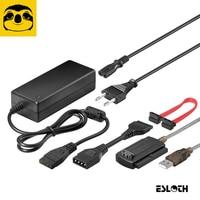 Универсальный s2535 IDE/SATA преобразования жесткий диск USB Кабель-адаптер 2.5/3.5 дюймов жесткий диск данных кабель компьютер кабели Инструменты дл...