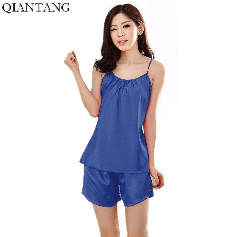 Top Selling Blue Womens Robe Bathgown Sleeveless Sleepwear Rayou Bath Gown Top Nightgown Pijama Mujer Size M L XL XXL M614