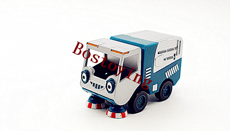 Bob the Builder 100 original Burress production Alloy car Metal die cast model Magnetic metal car