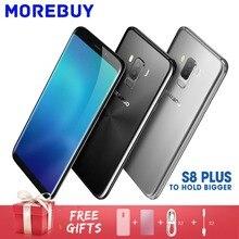 """Bluboo S8 Plus MTK6750T Octa-core Android 7.0 Smartphone 4 GB RAM 64 GB ROM 18:9 Handy 6 """"HD Dual Rückfahrkamera Fingerprint"""