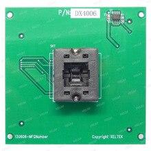 100% Original New XELTEK DX4006 DX4006 1  Adapter For 6100/6100N Programmer Free shipping