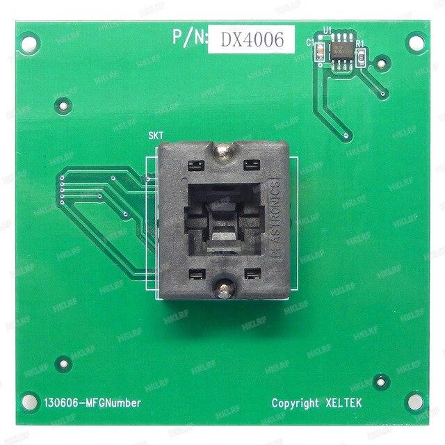 100% Original nuevo XELTEK DX4006 DX4006 1 adaptador para 6100/6100N programador envío gratis