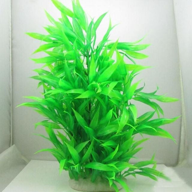 Kunstliche Simulation Gefalschte Pflanzen Aquarium Landschaftsbau