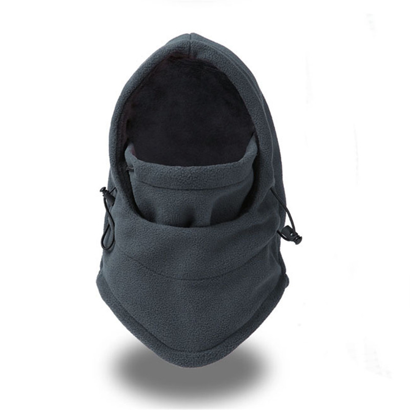 Mask Scarves-Cap Winter Women Summer Bike Outdoor Unisex Solid Hat Bicycle Full-Face-Mask