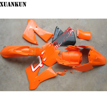 XUANKUN  KTM SX85/105 Off - Road Motorcycle 1: 1 Plastic Parts Car Shell Plastic Parts Cover
