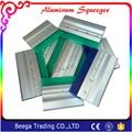 Envío Libre de Aleación de Aluminio de Serigrafía Rasero Mango de Aleación de Aluminio de Serigrafía con Coste de Envío Tarifa