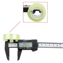 Sale 150mm LCD Digital Electronic Carbon Fiber Vernier Caliper Gauge Micrometer VEM42 T0.11