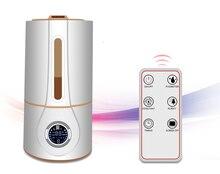 Led Difusor Aroma Humidificador Difusor De Aceites Esenciales Difusor Fabricante de La Niebla Humidificador Umidificador Regalos de Navidad