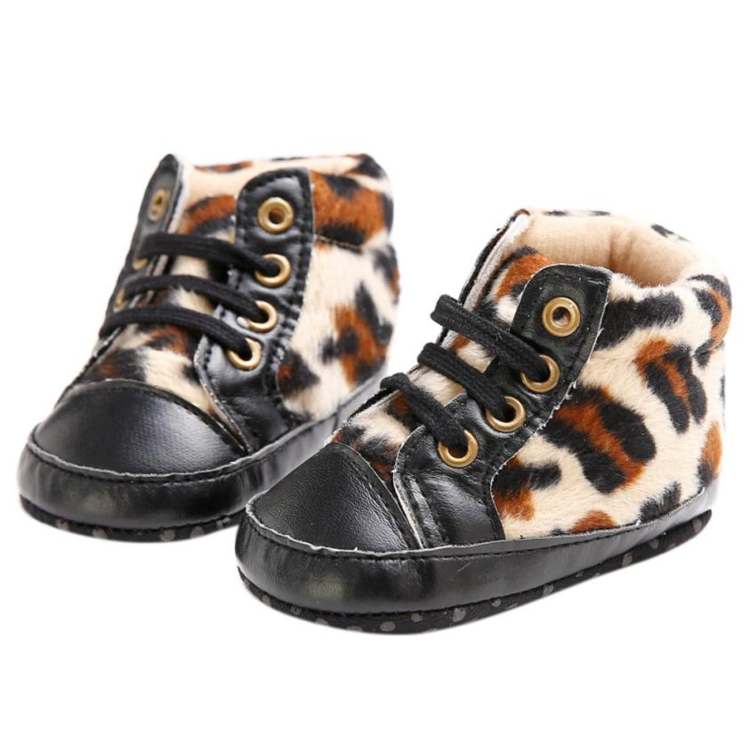 Baby Boy Shoes Tiger pattern New Fashion Anti-slip Sneaker Newborn Soft Toddler Shose erkek bebek ayakkabi Dropshipping #20