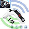 Mecall Автомобиль Музыка MP3 Плеер FM Передатчик Модулятор Dual USB Зарядки SD MMC Пульт оптовая Oct21