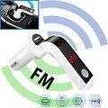 Mecall Música Reproductor MP3 FM Modulador Del Transmisor Del USB de Carga Dual SD MMC Remoto al por mayor Oct21