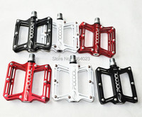 Free Shipping The Latest Lightweight Aluminum POCOOL LCW 2 CNC Bicycle Pedal Good Quality Multicolor