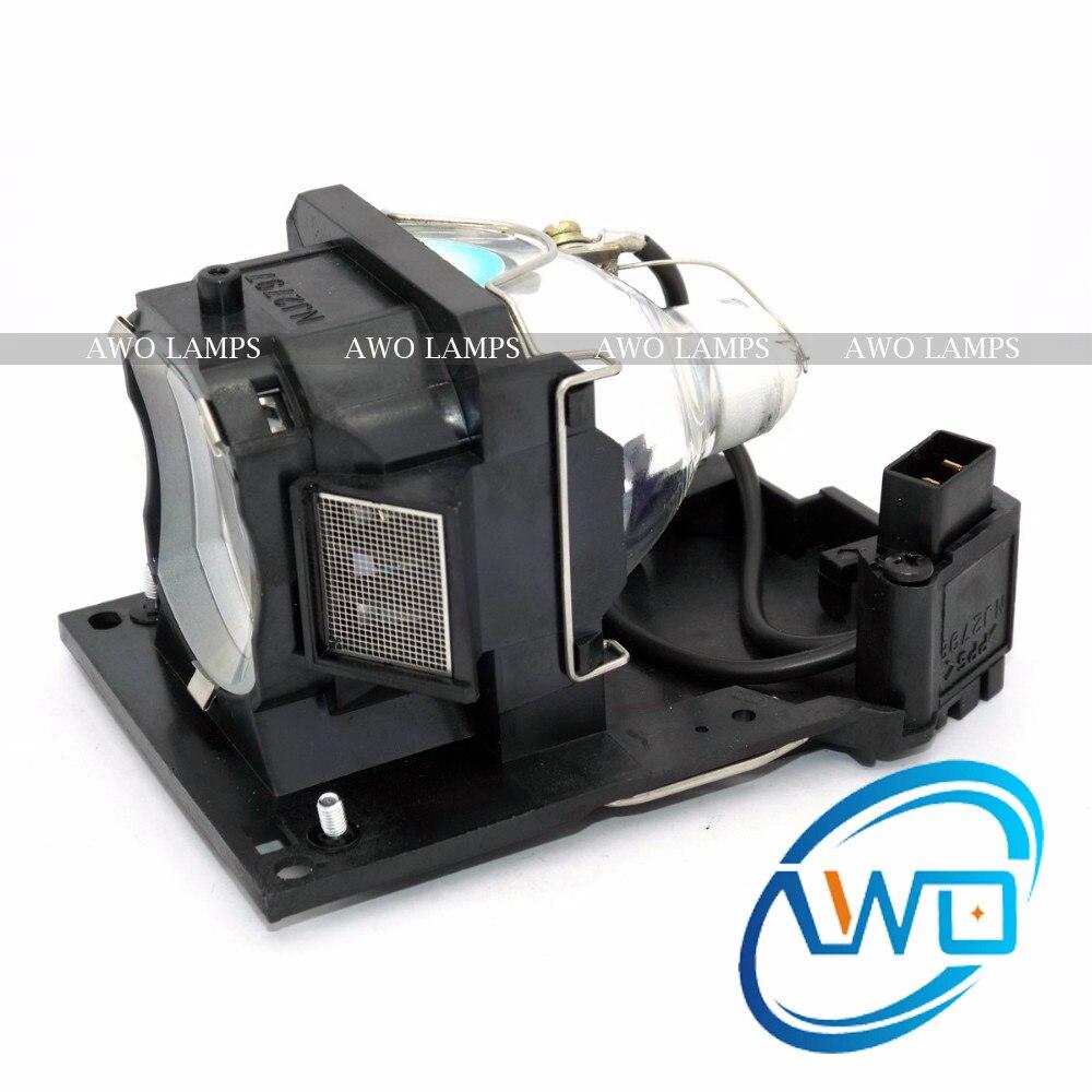 AWO-kompatible Beamerlampe DT01381 DT01181 für HITACHI CP-AW252NM / - Heim-Audio und Video - Foto 2