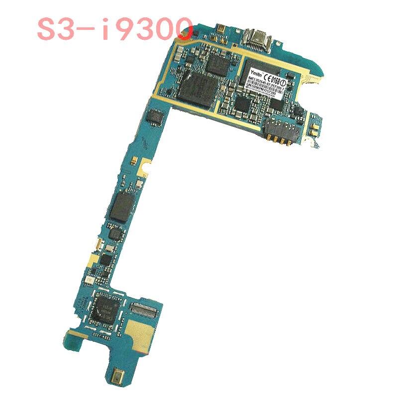 Ymitn 100% arbeit Motherboard Entriegelt Offizielle Mainboad Mit Chips Logic Board Für Samsung Galaxy s3 i9300 i9305