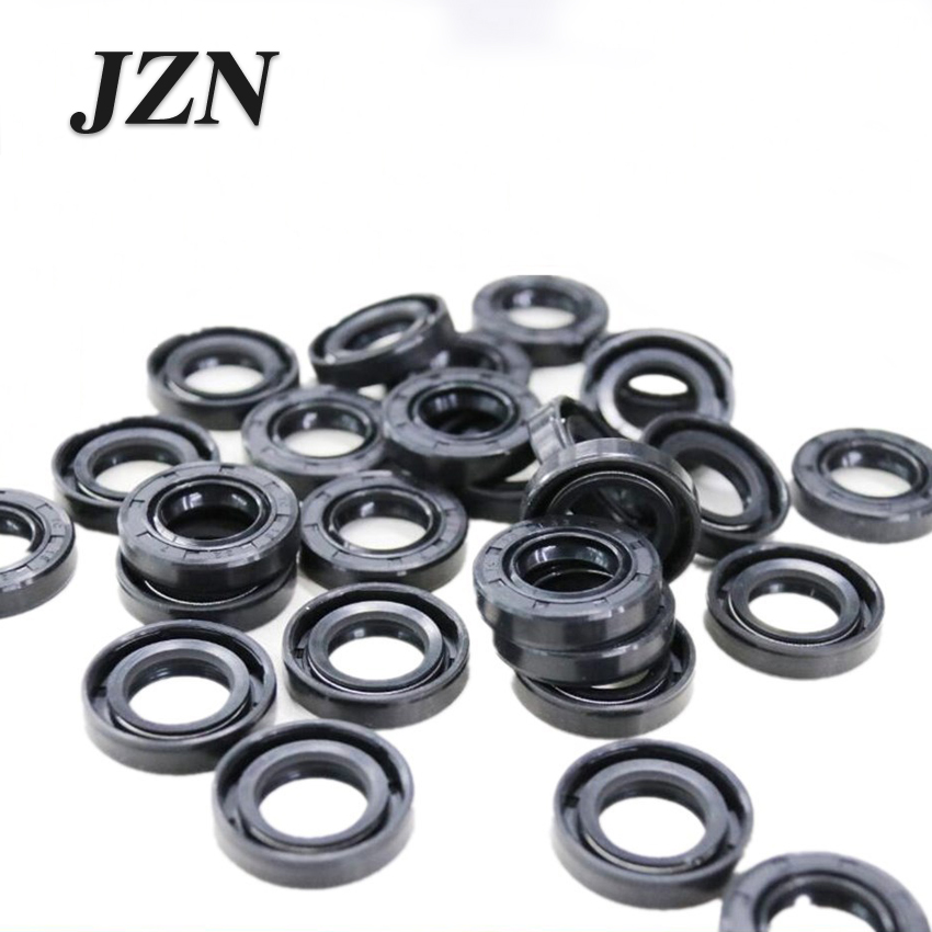 Free Shipping! ( 2 PCS ) High Quality TC 16x21x6 16x22x7 16x24x5 16x24x6 16x24x7 16x25x5 16x25x6 16x25x7  Oil Seal Skeleton