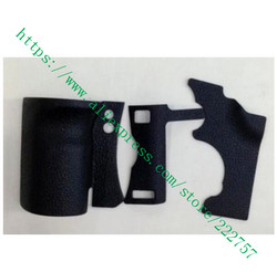 NEW Original A Set Of Body Rubber Grip Rubber Thumb Rubber For Canon 7D Replacement Unit Repair Parts