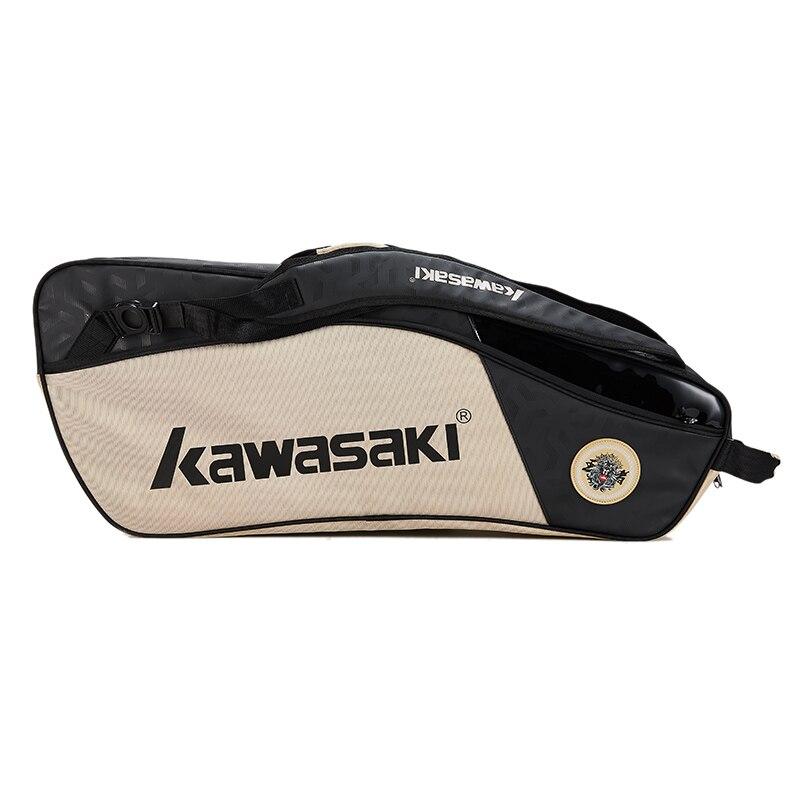 Sac de raquette de Badminton de Tennis à deux étages sac à dos de raquette d'entraînement imperméable avec bandoulière confortable sac de raquette de tennis