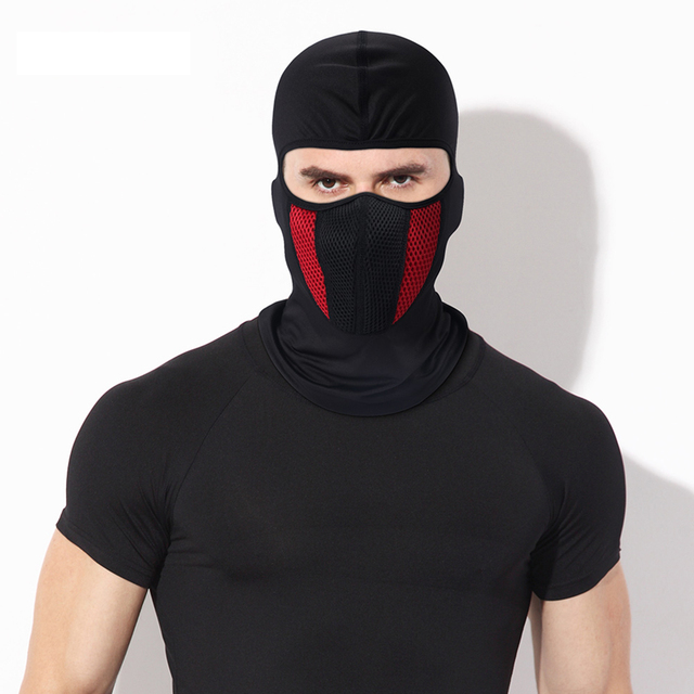 HEROBIKER Winter Balaclava Moto Face Mask Motorcycle Face Shield Airsoft Paintball Cycling Bike Ski Army Helmet Full Face Mask 4