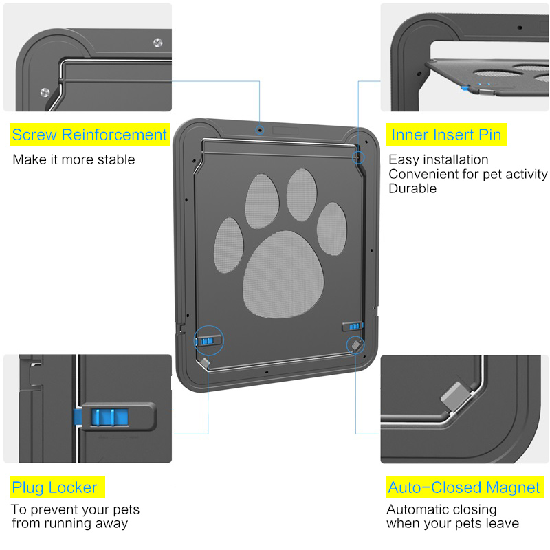 pet screen door  (7)
