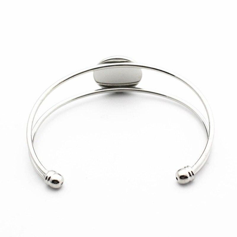 Hot selling 1pcs/lot Football Bracelet glass USA Arizona Cardinals Team Sports Copper Charms Alloy expandable Silver bracelets
