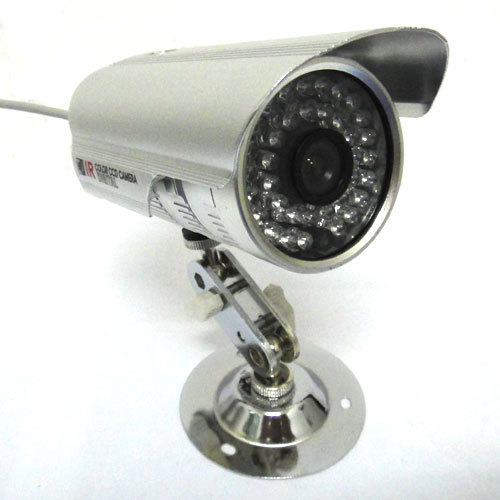 1/3 800TVL IR Color CCTV Outdoor Security CMOS Camera 3.6mm wide angle lens 36IR LEDs Night vision 1 3 800tvl ir color cctv outdoor security cmos camera 6mm board lens 36 ir leds night vision