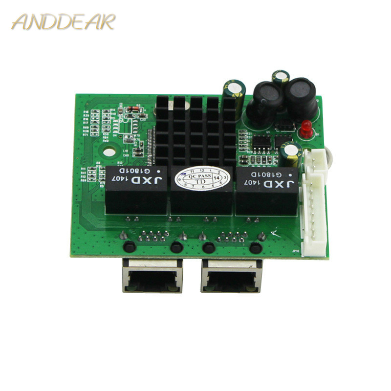 Back To Search Resultscomputer & Office Factory Direct Supply Anddear High-performance Low-cost 3-port Gigabit Switch Module Widely Used In Led Line 3 Port 10/100/1000m Networking