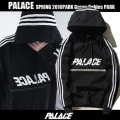 PALACE SKATEBOARD hooded sweatshirt for men and women of high-quality cotton 16SS X PALACE hip-hop street team usa sweatshirt
