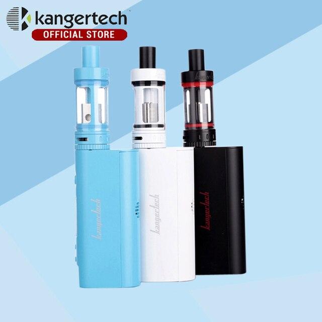 Новый kanger subox мини-starter kit 50 Вт 0.3ohm kbox kangertech субтанке мини-форсунки мини батареи бесплатная доставка