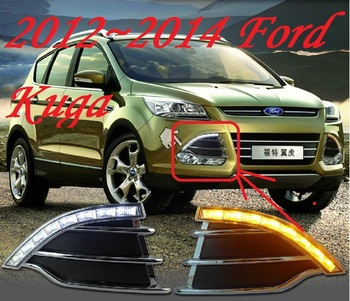 LED,2012~2015 kuga day Light, kuga fog light,kuga headlight;Transit,Explorer,Topaz,Edge,Taurus,fusion,kuga taillight