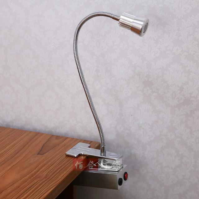 Us 3599 Led Emergency Gemak Oplaadbare Batterij Clip Vaste Slaapkamer Studie Bureau Kast Achtergrond Muur Spotlight Single Za In Led Emergency