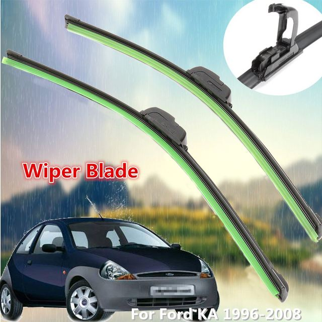 Front Windscreen   Flat Wiper Blade For Ford Ka   Car