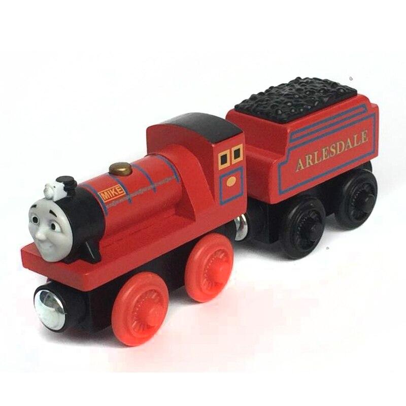 W53 RARE MIKE & TRUCK Original Thomas And Friends Railway Railway Model Train Engine Magnetic Boy Toy Christmas Present
